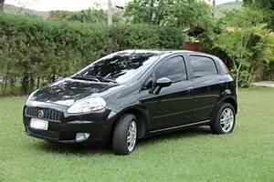 Fiat Punto Elx 1 4  Flex  2007  2008 - Sal U00e3o Do Carro