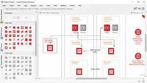 Oracle Cloud Diagram Software