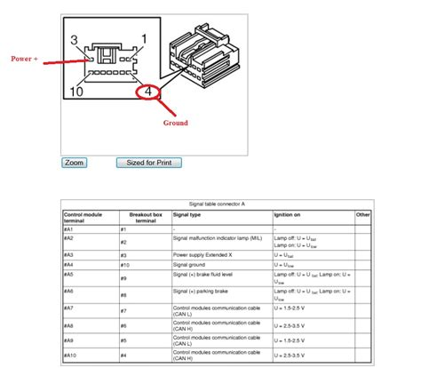 2002 Volvo S60 Wire Diagram by I Need The Wiring Diagram For The Power Supply On A 2005
