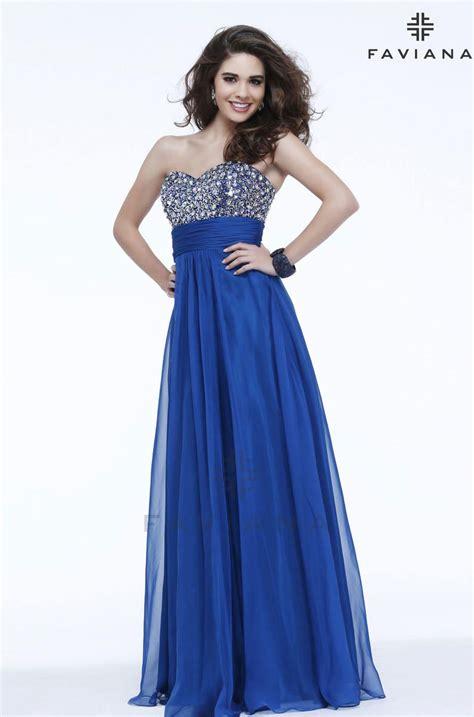 Faviana Dresses | PreVue Formal and Bridal Faviana 7337 ...