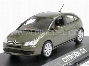 Citroen C4 Berline : norev citroen c4 berline bronze green metallic 1 43 scale model ~ Gottalentnigeria.com Avis de Voitures