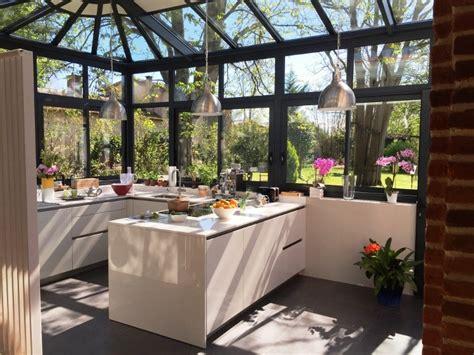 cuisine dans veranda cuisine dans vranda with veranda cuisine photo