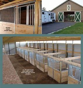 24 best images about diy horse barn stalls on pinterest for Barn builders show