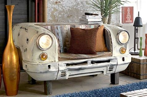 home decor created   car parts  transform