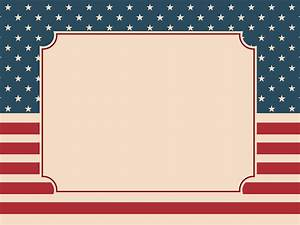 American Nation Flag Backgrounds Politics Templates