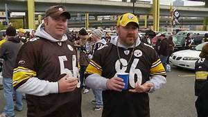 Tailgating Challenge Part One: Pittsburgh Steelers Fans ...