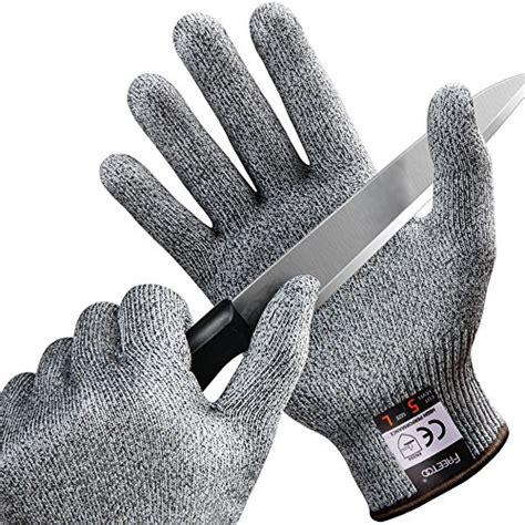 gants anti coupure freetoo gants de cuisine r 233 sistant gants de protection des mains en haute