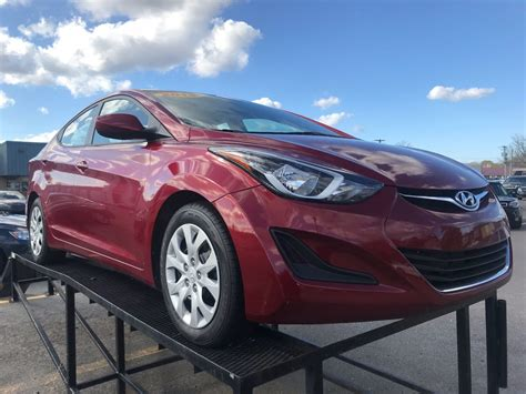 2015 Hyundai Elantra For Sale by 902 Auto Sales Used 2015 Hyundai Elantra For Sale In