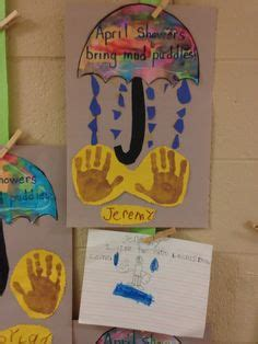 mr cloud puppets april showers bring may flowers 805 | 516580c06df5fe962f9a1f408d1b8c61 april showers bring mud puddles april showers bring may flowers craft toddlers