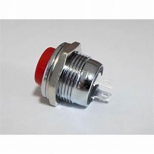 Mini Interrupteur Poussoir : mini bouton poussoir m tal off on ~ Edinachiropracticcenter.com Idées de Décoration