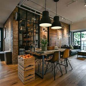 5, Ways, To, Incorporate, Industrial, Style, Into, Your, Home