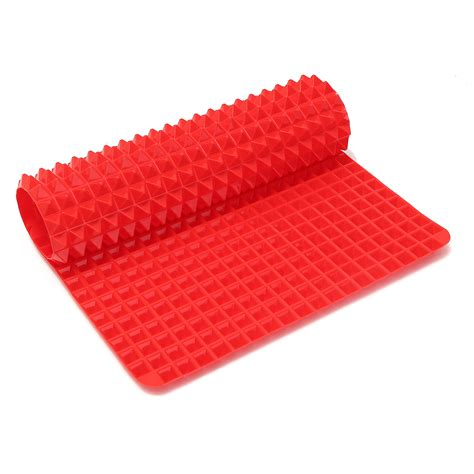 baking silicone thin grade sheets oven mat x11 mould tray stick safe cooking inch non grtsunsea walmart