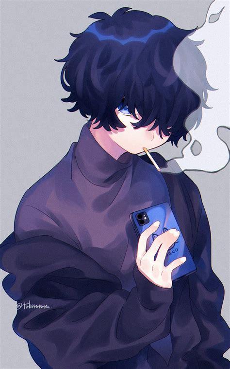 Aesthetic Anime Boy Sad Aesthetic Pfp