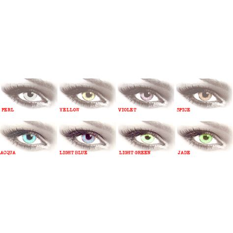 toric colored contacts offer of the week colored toric lenses for three months