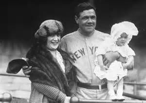 Babe Ruth Wife Helen