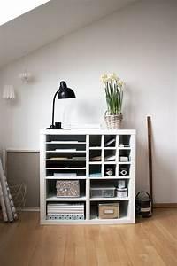 Ikea Schreibtisch Kallax : die besten 25 kallax schreibtisch ideen auf pinterest ikea hacks ikea diy und platzsparer ~ A.2002-acura-tl-radio.info Haus und Dekorationen