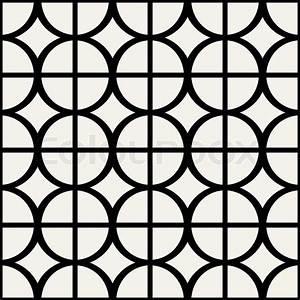 Abstract, geometric background, modern seamless pattern