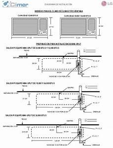 U00bb Diagrama Instalacion Minisplit