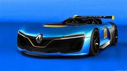 4k Renault Concept Spider Sport Wallpapers 2160