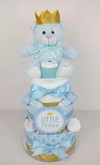 baby boy nappy cakes images  pinterest nappy