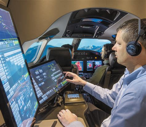 flightsafety international world class training  simulation