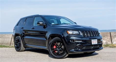 2014 Jeep Grand Cherokee Srt Blacked Out