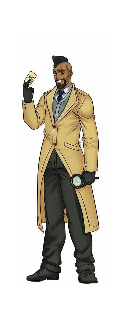 Detective Spencer Kinkoid Gay Harem