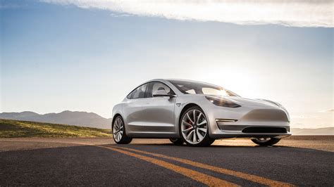 2016 Tesla Model 3 Prototype Wallpapers & Hd Images