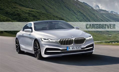 2018 Bmw 8series Spy Photos  News  Car And Driver
