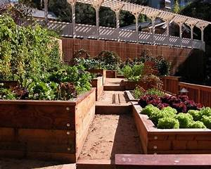 20 raised bed garden designs and beautiful backyard for Raised garden design ideas