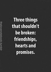 Broken Friendship Quotations | www.pixshark.com - Images ...