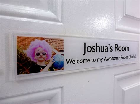 nameplates images  pinterest childrens bedroom