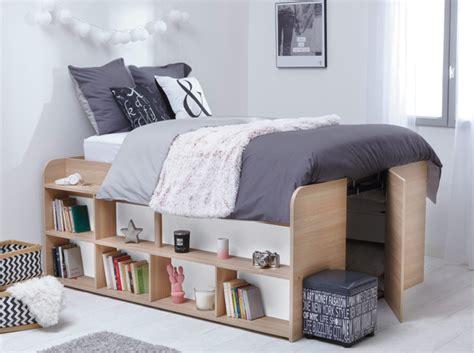 chambre avec lit mezzanine 2 places 60 lits mezzanine pour gagner de la place décoration