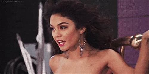 Taking That Beaver While She Got Her Candy Leather #29 #Sexiest #Gifs #Of #Vanessa #Hudgens #Shedding #Her #Clothes