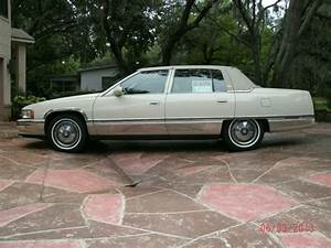 Sell Used 1995 Cadillac Sedan Deville Mint Condition In Lake Mary  Florida  United States