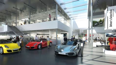 Millenia Clinches Luxury Car Hub With Ferrari, Porsche
