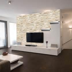 wohnzimmer ideen wand selbstklebende fototapete quot steinwand ashlar quot stein wand mauer wandtapete ebay