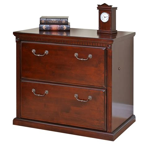 Lateral File Cabinets by Kathy Ireland Home By Martin Furniture Huntington Club 2