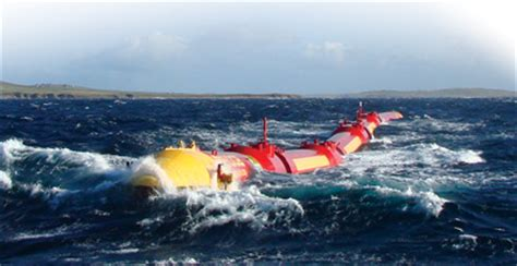 wave tidal energy  grow   electric light power