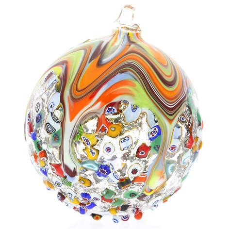 christmas tree ornaments murano glass and murano glass