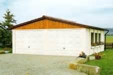 Betonfertiggaragen Und Gemauerte Garagen