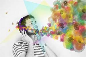 Experience synesthesia through Kaleidoscope and see songs ...