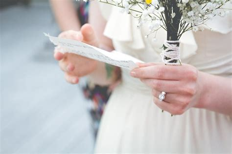 What Readings Are You Including In Your Ceremony?