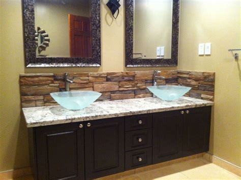 bathroom vanity backsplash ideas decoor