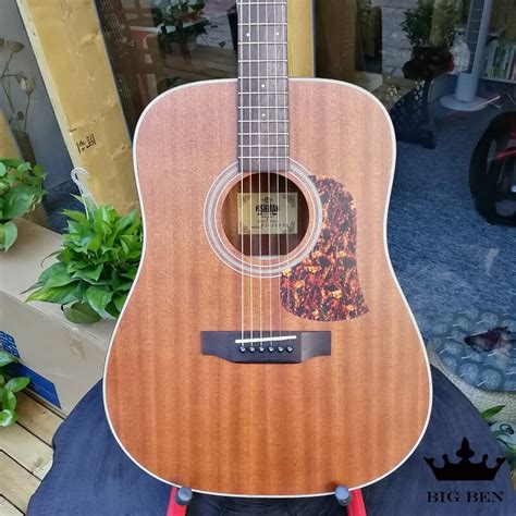 guitar bone nut saddle acoustic safe ox rosewood pickguard withe 41inch carton solid