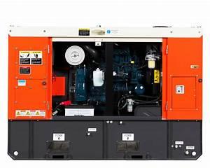 Sq1120 Diesel Generator  U2013 Kubota Australia