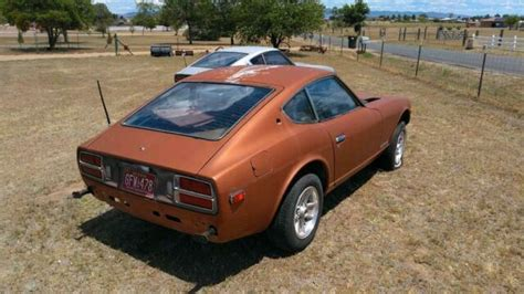Datsun Z Car Parts by 1978 Datsun 280z With Additional 1976 280z Parts Car