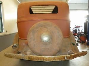 1934 Plymouth 4 Suicide Door Pf Sedan For Sale