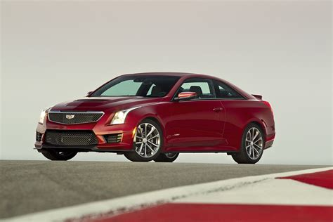 beautiful track photos of cadillac ats v coupe gm authority