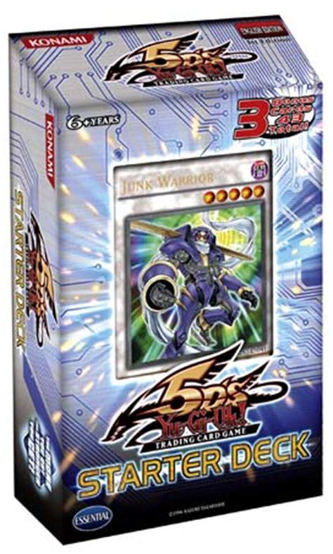 Starter Deck Yugioh! 5d's  Yugioh Card Prices